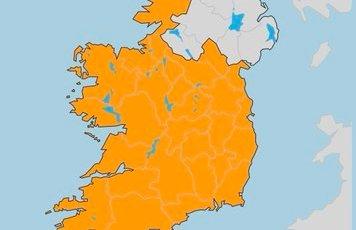 Irlandia przygotowuje się na nadejście sztormu Brendan