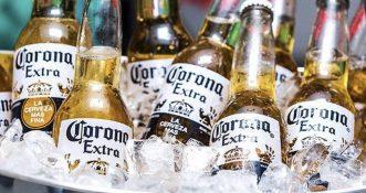 Producent piwa Corona odnotował 170 mln dolarów strat z powodu? Koronawirusa!