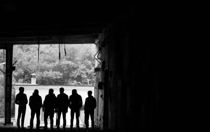 Młodociany gang okrada sklepy i terroryzuje kupujących na jednej z głównych ulic Dublina