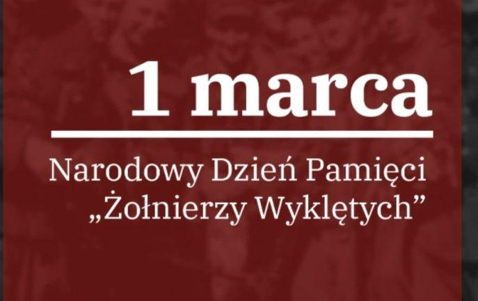"""Dziś Narodowy Dzień Pamięci """"Żołnierzy Wyklętych""""!"""
