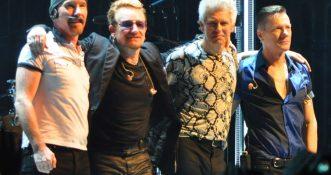 U2 przekaże 10 milionów euro na wsparcie pracowników Służby Zdrowia