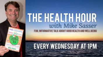The Health Hour with Mike Sasser - Wednesdays at 1PM