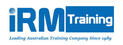 IRM Training Logo