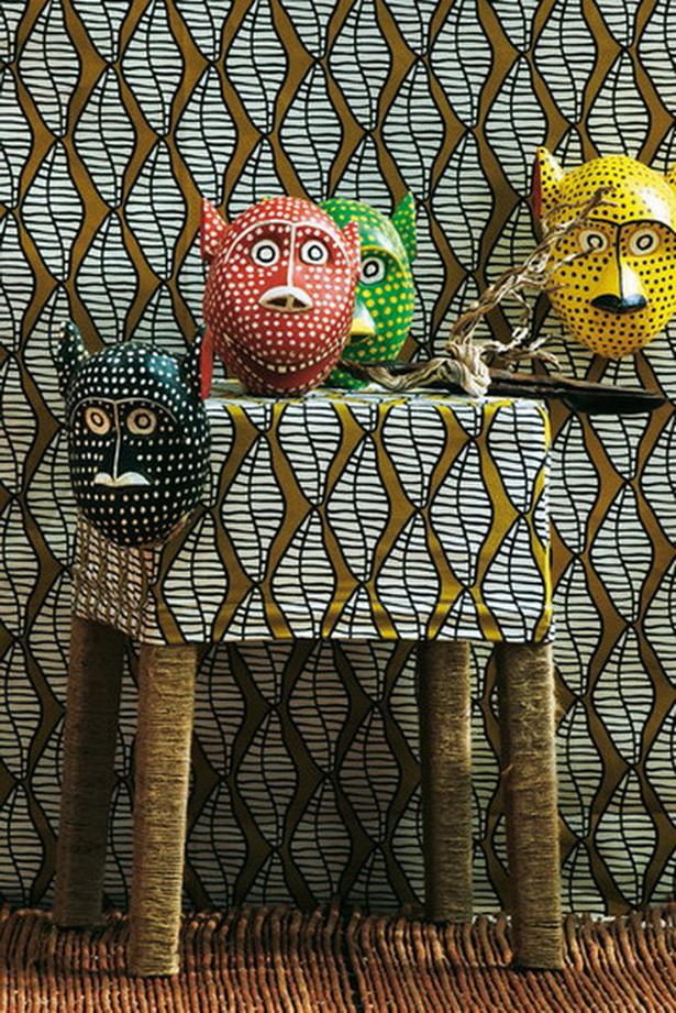 Afrikanische deko ideen
