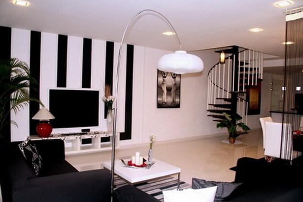 Anstrich ideen wohnzimmer