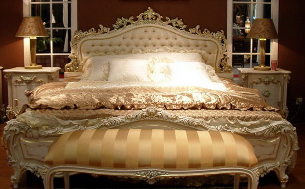 Antike schlafzimmer