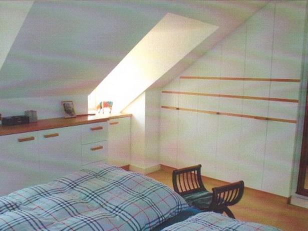Dachschrge schlafzimmer