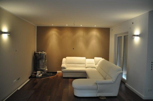 Planung Wohnzimmer Beleuchtung
