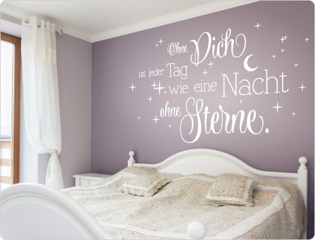 coole deko ideen fuer weihnachtsbeleuchtung im schlafzimmer | ifmore