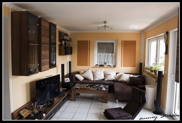 Wohnzimmergestaltung Im Einklang Mit Den Restlichen Bereichen Ideen Zur Wohnzimmergestaltung  Wohnzimmergestaltung ...
