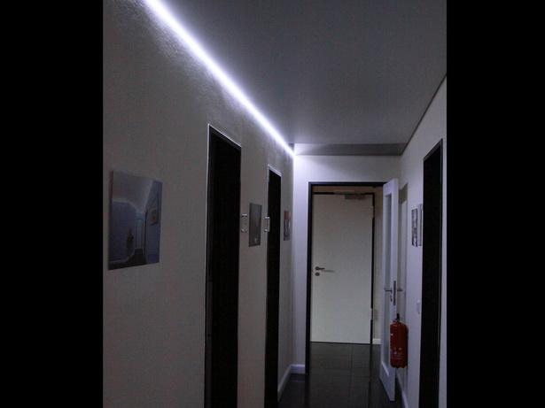 Indirektes licht wohnzimmer