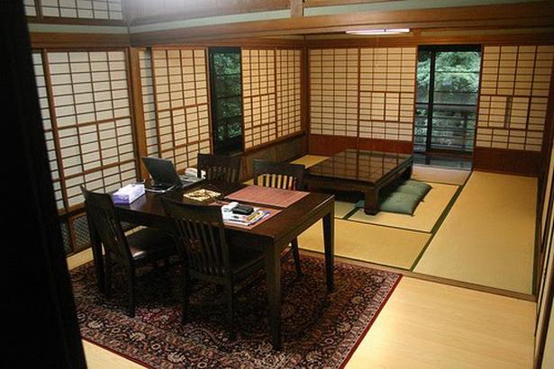 Japanische inneneinrichtung