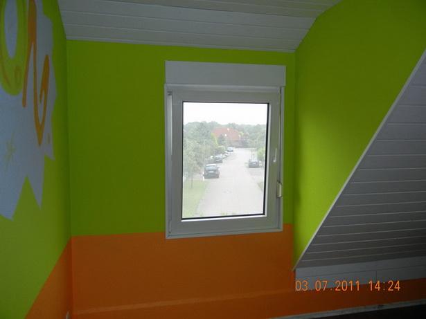 Jugendzimmer farblich gestalten