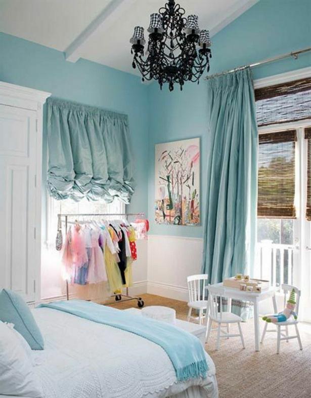 24 Wandfarbe Hellblau Kinderzimmer