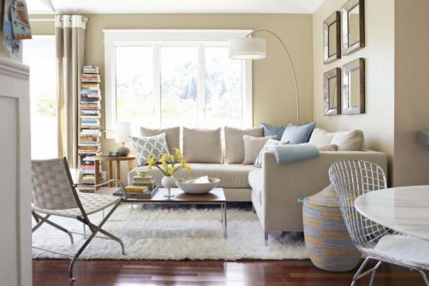 kleine wohnzimmer einrichten ideen - boisholz - Kleine Wohnzimmer Gemutlich Einrichten