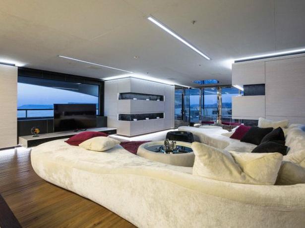 Hervorragend Luxus Wohnzimmer Modern