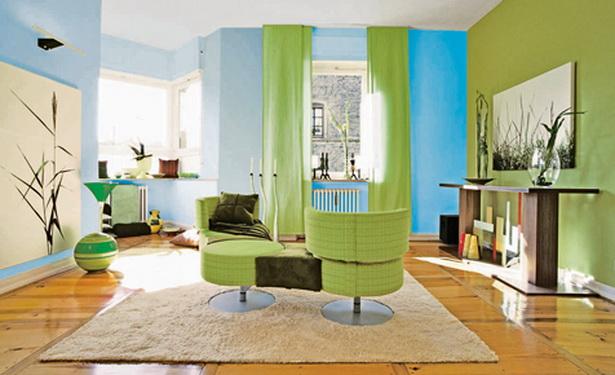 Raumgestaltung farben beispiele