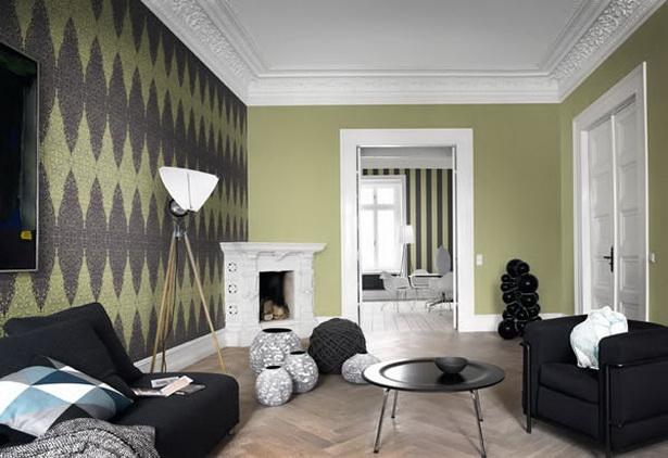 Stunning Tapeten Wohnzimmer Ideen 2013 Images - House Design Ideas ... Tapeten Wohnzimmer Ideen 2013