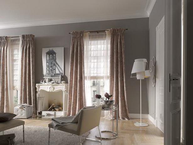 Wohnzimmer Grau Ideen