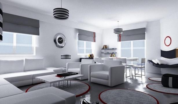 Wohnung einrichten ideen farben
