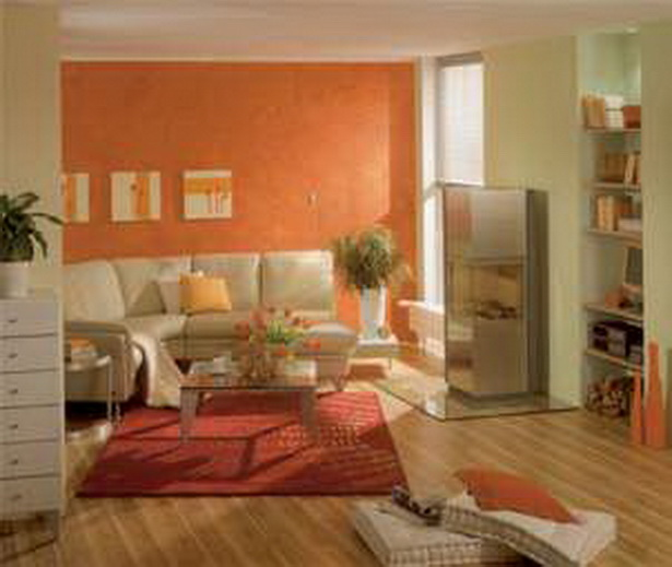Wohnzimmer ausmalen ideen
