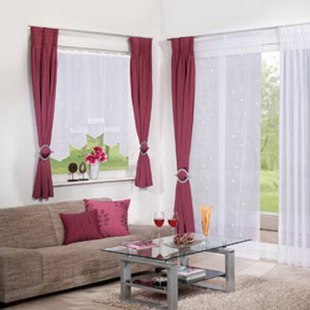 beautiful gardinen ideen wohnzimmer modern pictures - home design