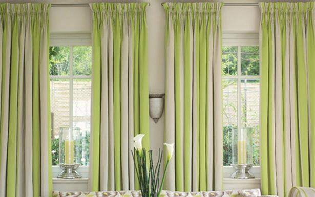 Wohnzimmer gardinen ideen
