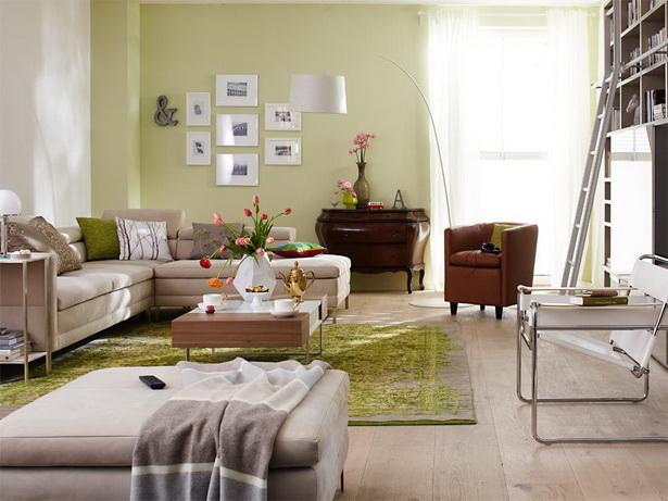 Wohnzimmer gemtlich gestalten