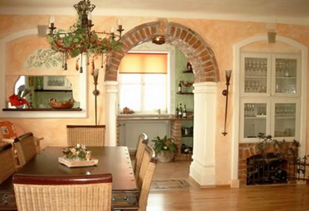 Wohnzimmer Mediterran Streichen