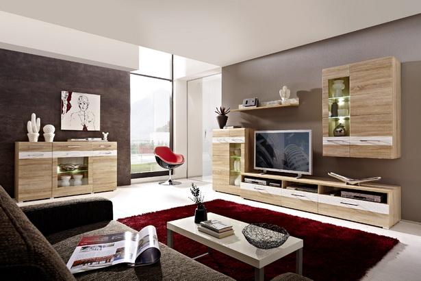 Wohnzimmer Modern Streichen ...