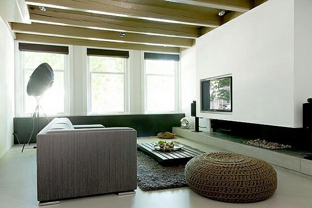 Wohnzimmer stilvoll einrichten