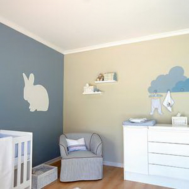Babyzimmer Wnde