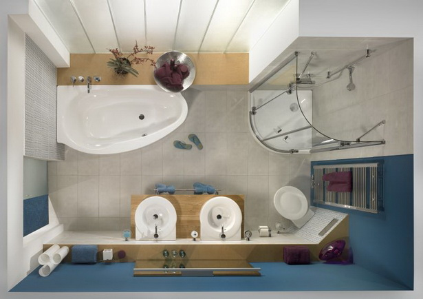 Badezimmer kleine rume