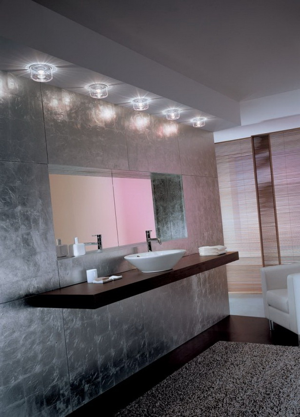 Badezimmer Licht Ideen