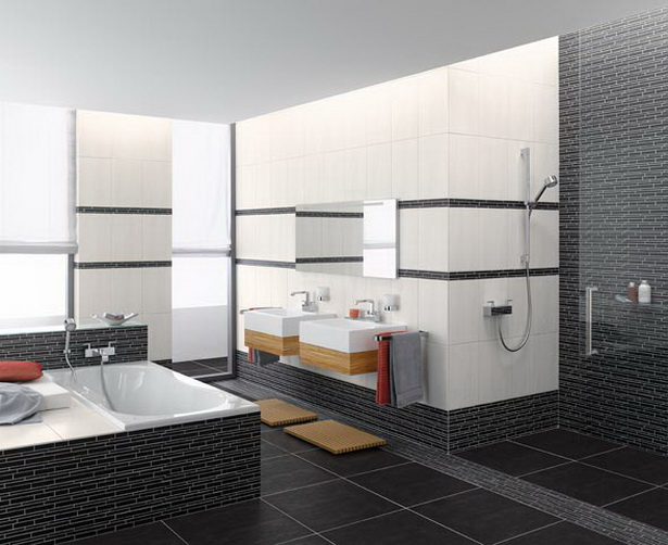 Fliesen Badezimmer Beispiele - Die besten Ideen für das ...