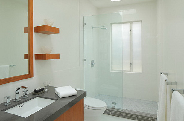 kleine badezimmer gestalten kleines bad gestalten beispiel badewann duschkabine ifmore - Kleines Badezimmer Gestalten
