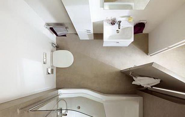 Kleines Badezimmer Ohne Fenster Gestalten