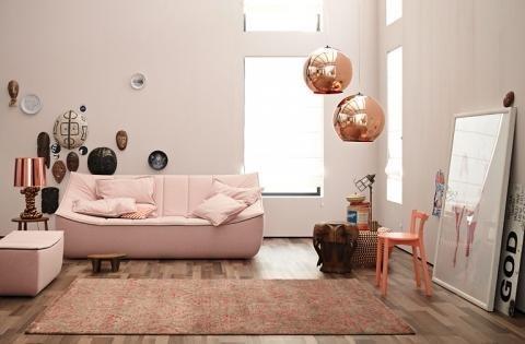 Groe couch kleines wohnzimmer