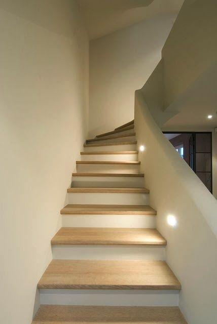 Treppenhaus gestalten ideen
