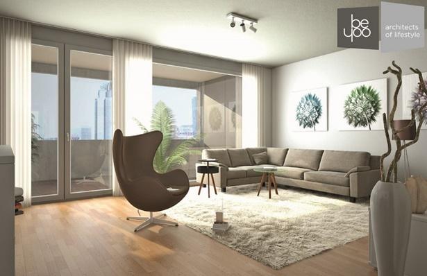 Wohnung komplett neu einrichten