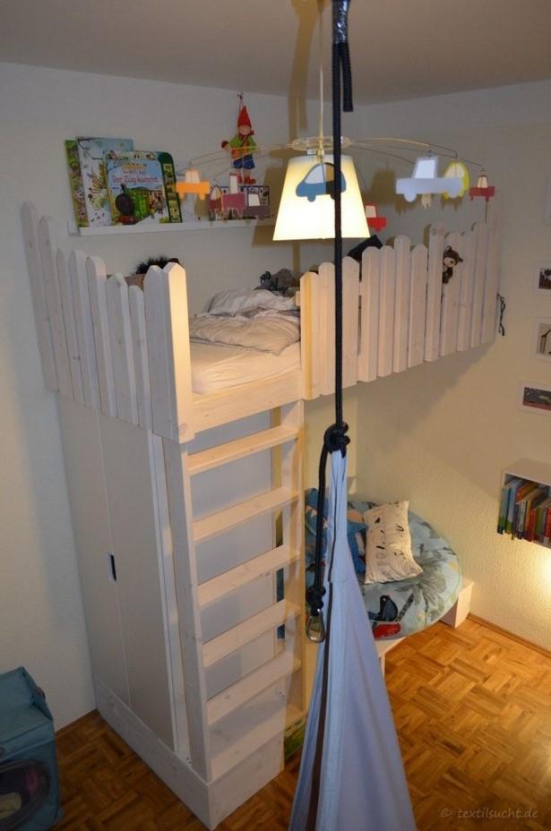Kinderzimmer bauen