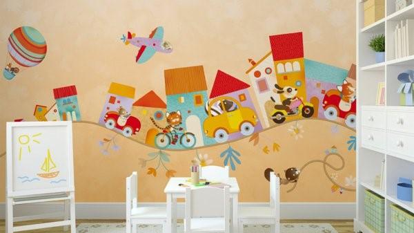 Kinderzimmer deko bilder