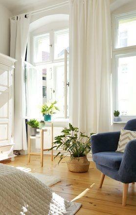 Schner wohnen gardinen schlafzimmer