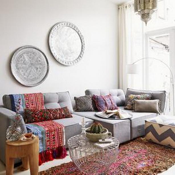 Wohnung orientalisch einrichten