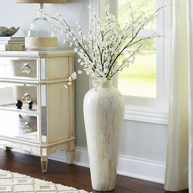 Deko vasen fr wohnzimmer