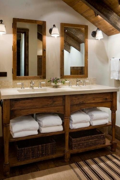 Inspirationen badezimmer im landhausstil