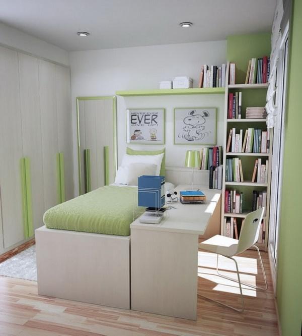 Jugendzimmer Ideen Für Kleine Räume