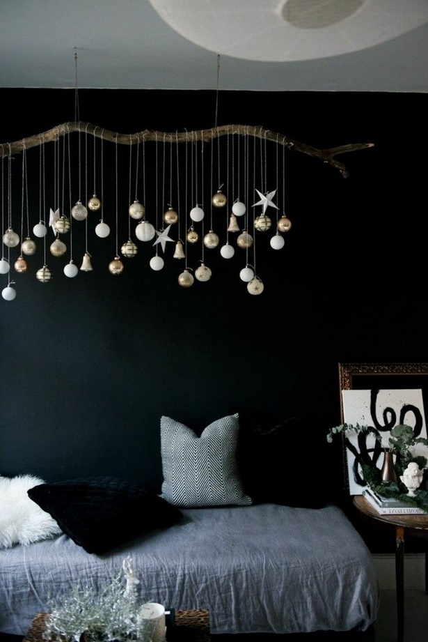 Schlafzimmer Dekorieren Ideen Fur Wandgestaltung Co ...