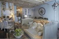 Vintage deko wohnzimmer