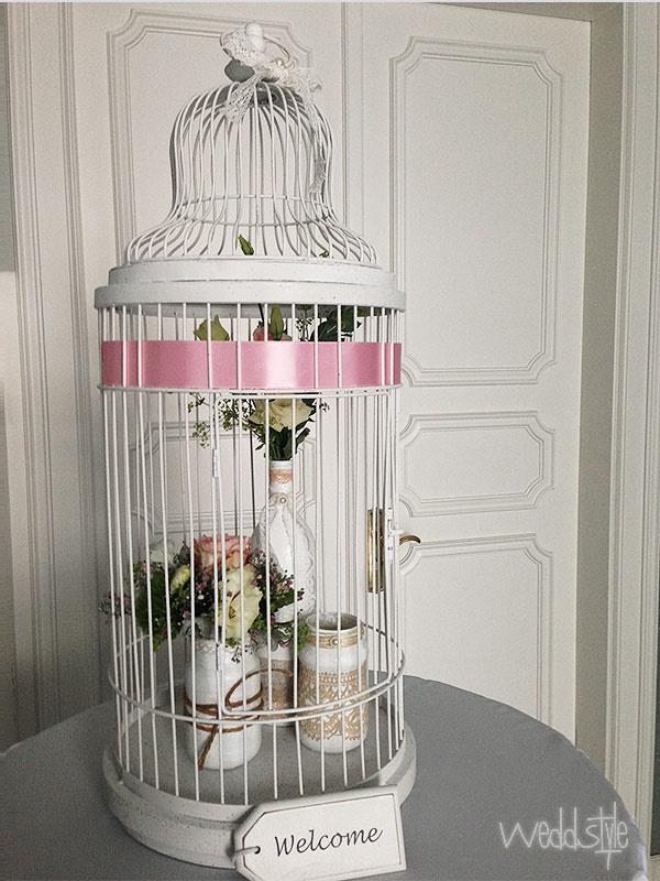 Vogelkfig deko ideen